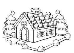 Hansel Y Gretel Para Colorear Dibujos Para Colorear De Hansel Y Gretel Hansel Y Gretel Dibujos Para Colorear Casa De Chocolate