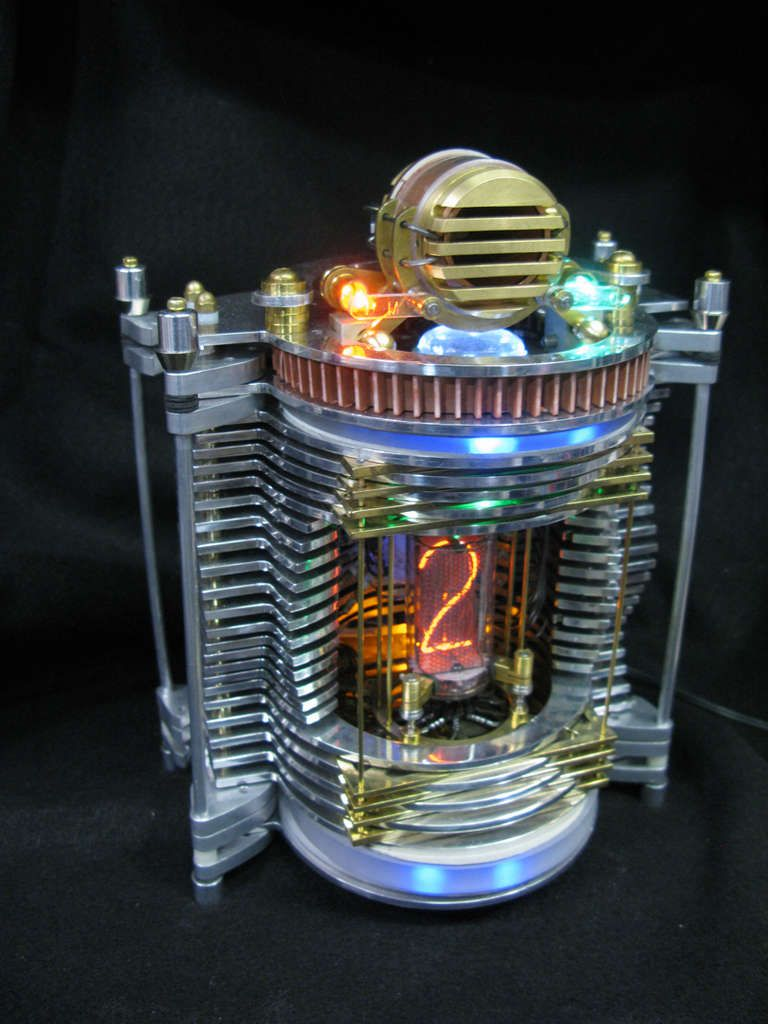 nixie tubes Six digit nixie tube clock project you can reach me at fredniell@gmailcom : that's delicate maybe i shouldn't use the torch.