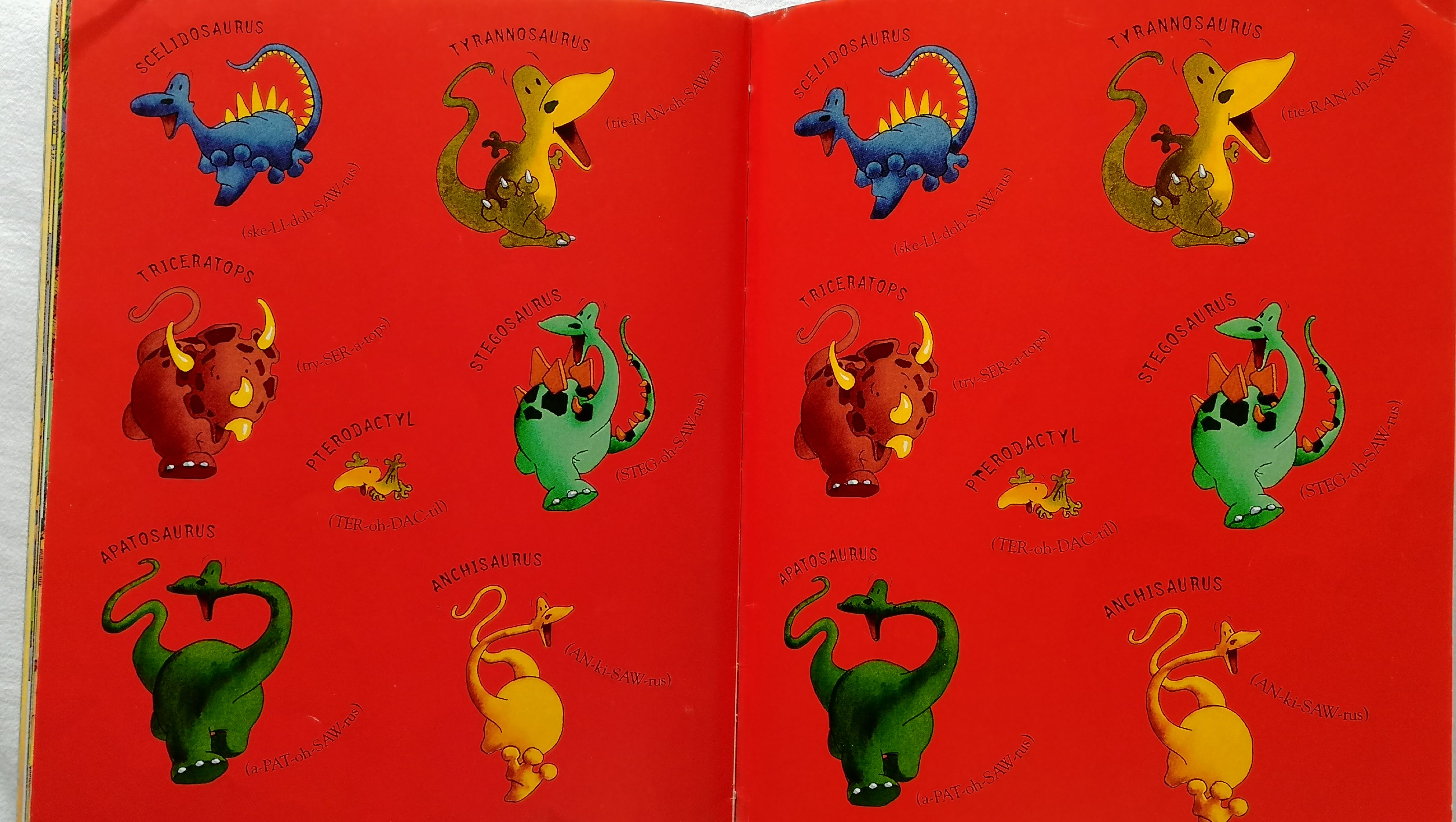 Harry And The Bucket Full Of Dinosaurs Read Aloud Book Creator Christmas Wishes
