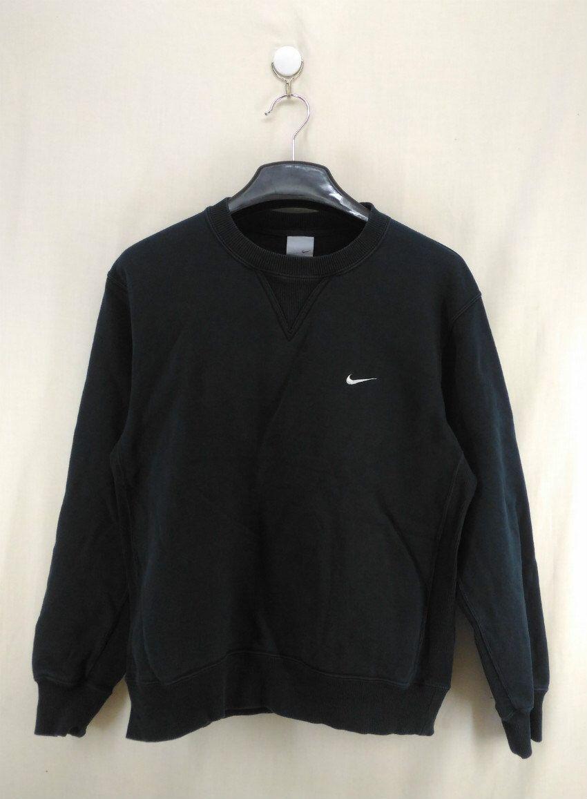 384c2a89cbf6 Vintage Nike Sweatshirt Swag Street Wear Sweater Size M by  KasemVintageHouse on Etsy https