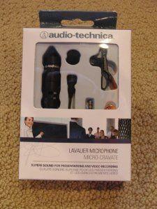 Amazon Com Audio Technica Atr 3350 Lavalier Omnidirectional