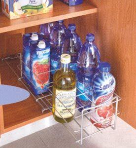 Výklopná polica do skrinky | Kuchynské doplnky | Fortel