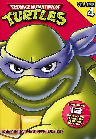Teenage Mutant Ninja Turtles Vol 4