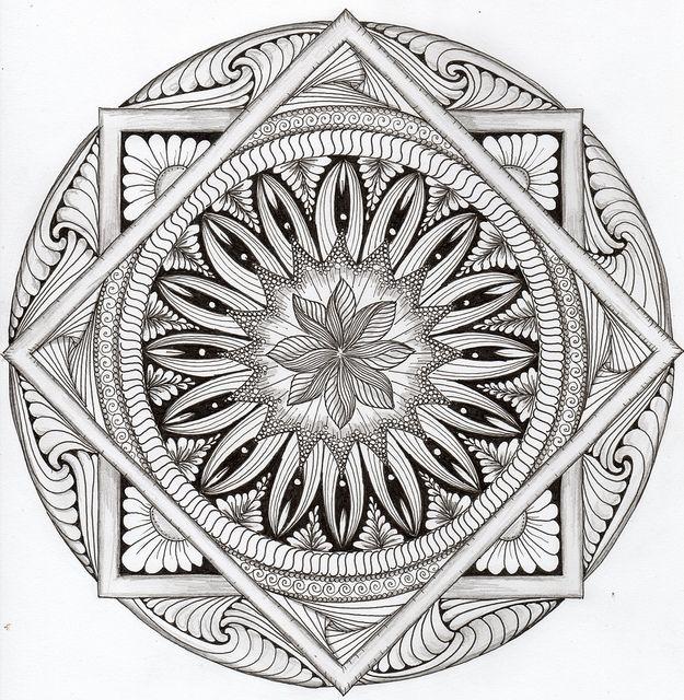 Untitled in 2020 | Mandala coloring pages, Mandala art ...