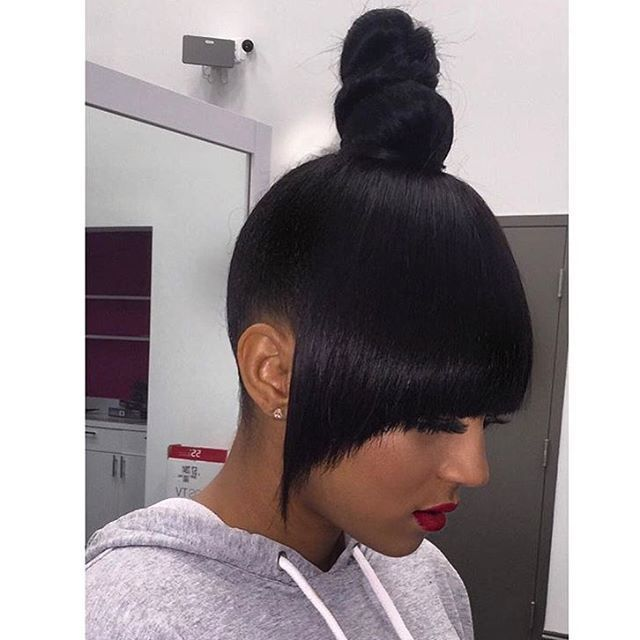 Image result for sleek ponytail hairstyle for black women image result for sleek ponytail hairstyle for black women pmusecretfo Images