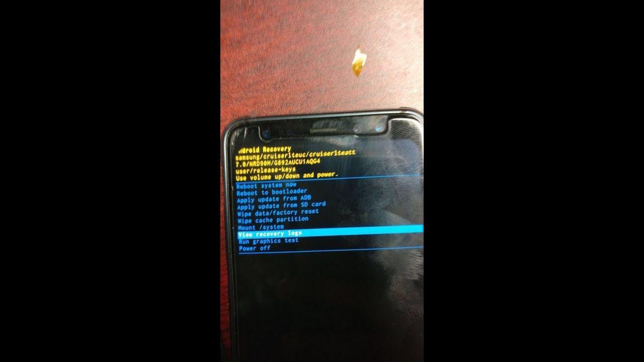 Bypass google account FRP Samsung Galaxy S8 Active G892A