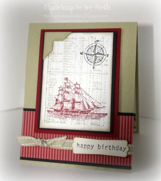 IC308, The Open Sea... by bigsky - Cards and Paper Crafts at Splitcoaststampers