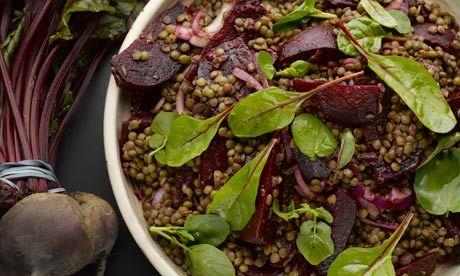 recipe: ottolenghi beetroot salad [28]