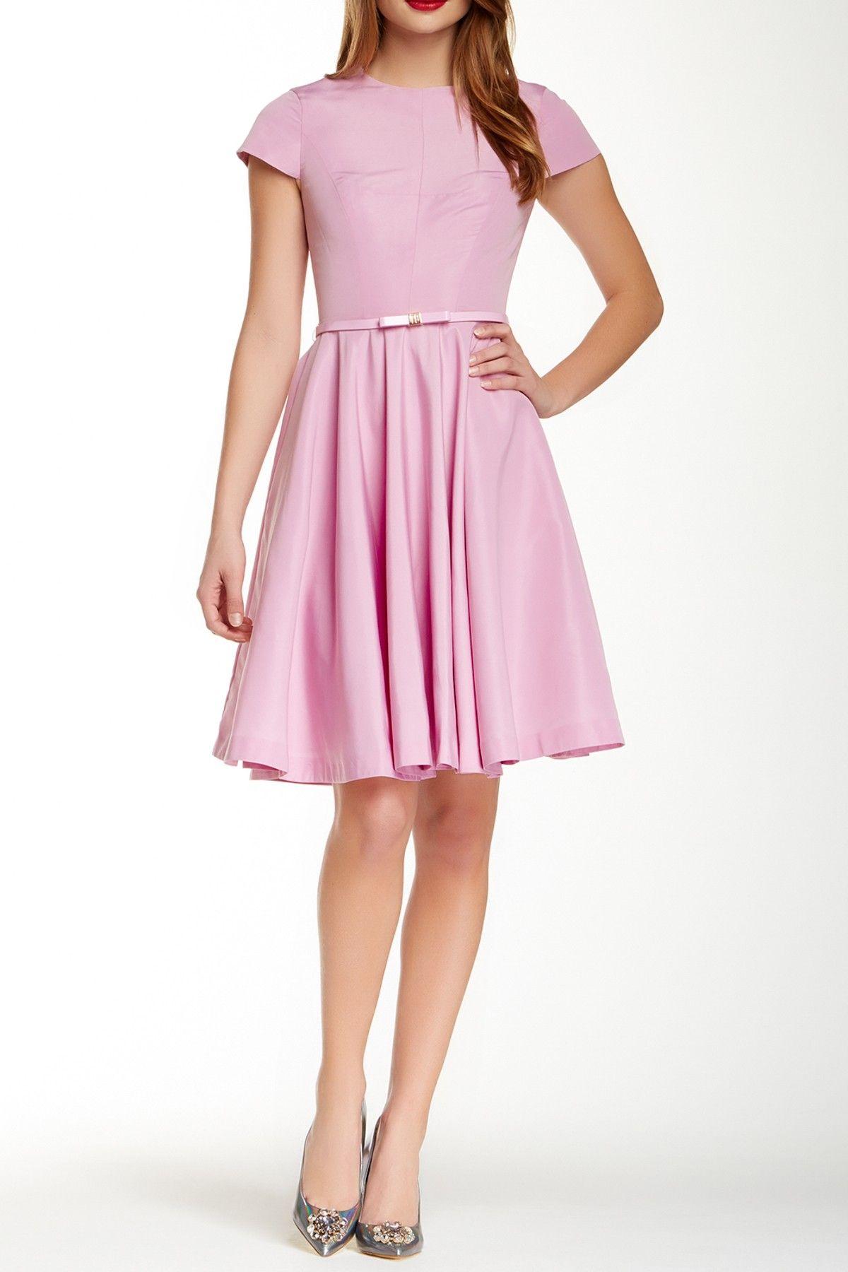 Ted Baker London   Danele Full Skirt Princess Seam Dress   HauteLook ...