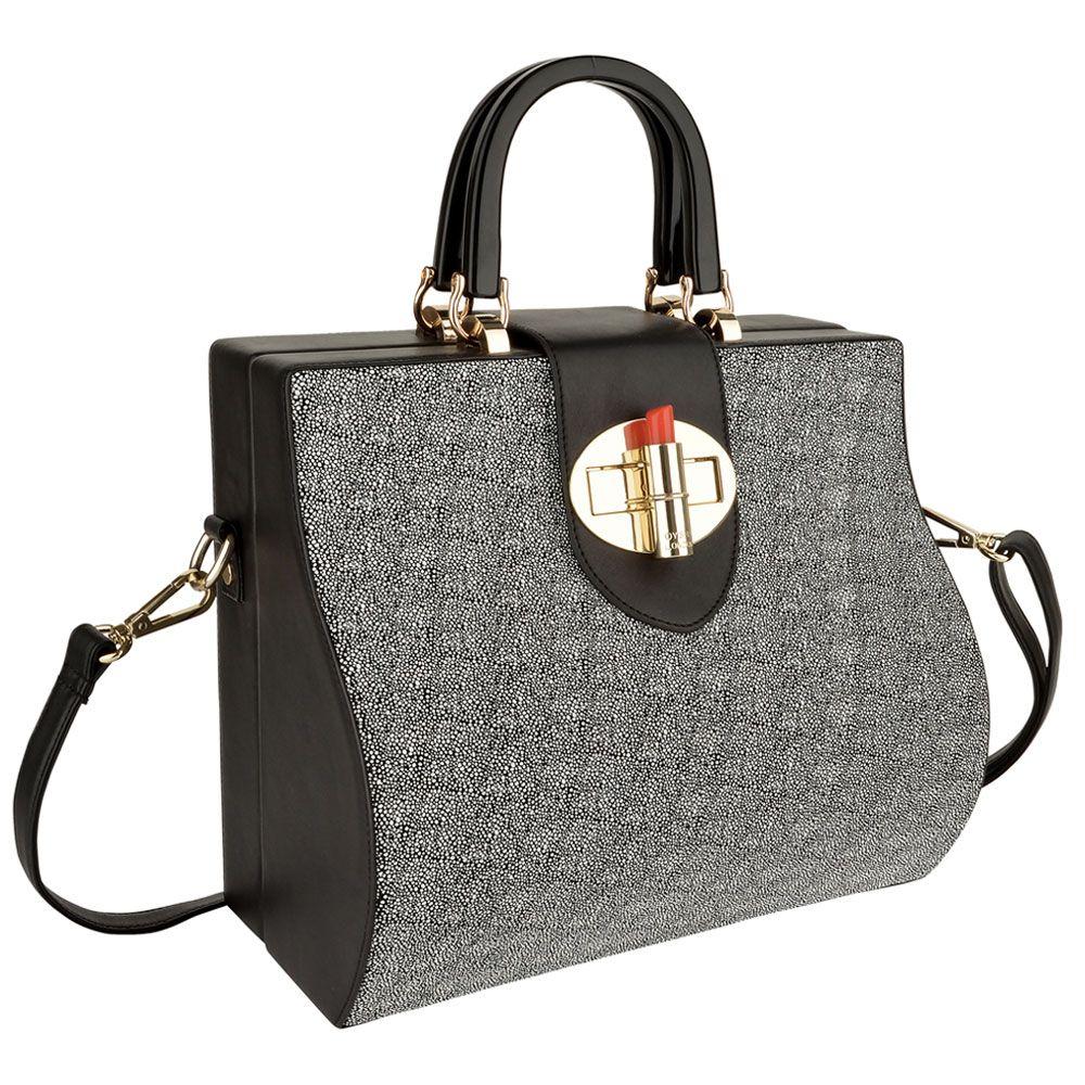 Unique Handbags, Black Leather Handbags, Authentic Designer Handbags, High Heel Shoes, Womens Fashion Boots