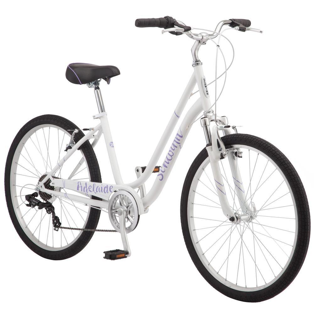 Schwinn 26 in  Women's' Bike in White, Whites | Products | Bike, Bicycle