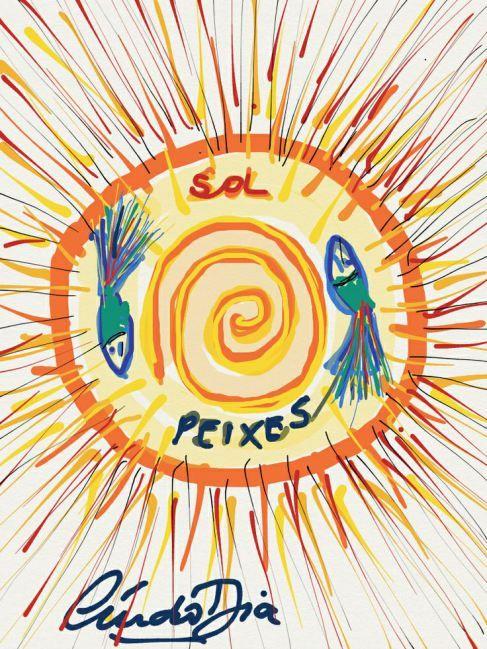 Sol em Peixes http://mapaeastral.com/2014/02/18/sol-em-peixes/