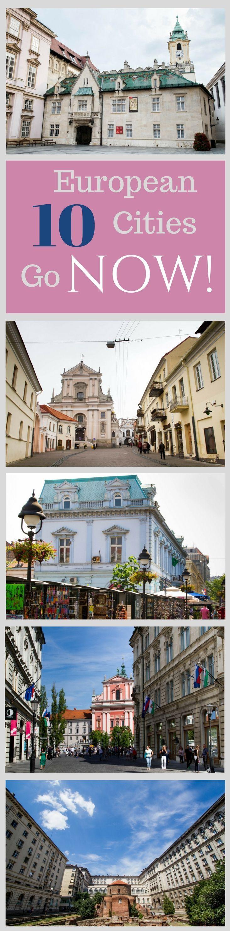 Little known European capital