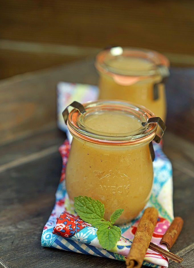 Stuttgartcooking apfelmus selbst hergestellt aus dem einmachglas einmachen marmeladen - Apfelmus einkochen im backofen ...