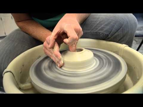 how to throw pottery