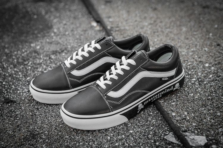 Vans black soul return to this chapter is the chapter Mastermind JAPAN true  standard 1: