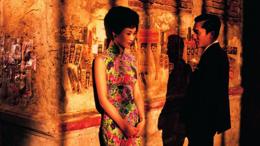 2) In the Mood for Love (Wong Kar-wai, 2000)