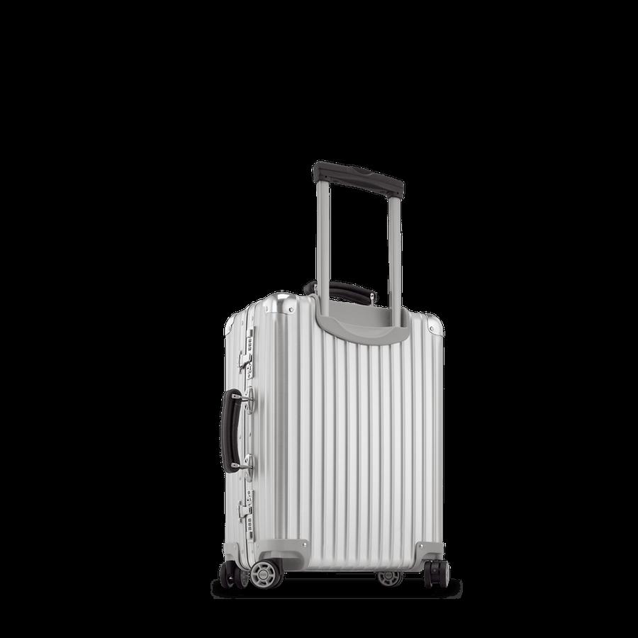 Rimowa Classic Flight Cabin Multiwheel 35 0l Silver Carry On Luggage Rimowa Carry On Luggage Buy Luggage