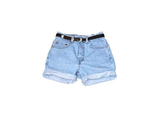 80s shorts jean