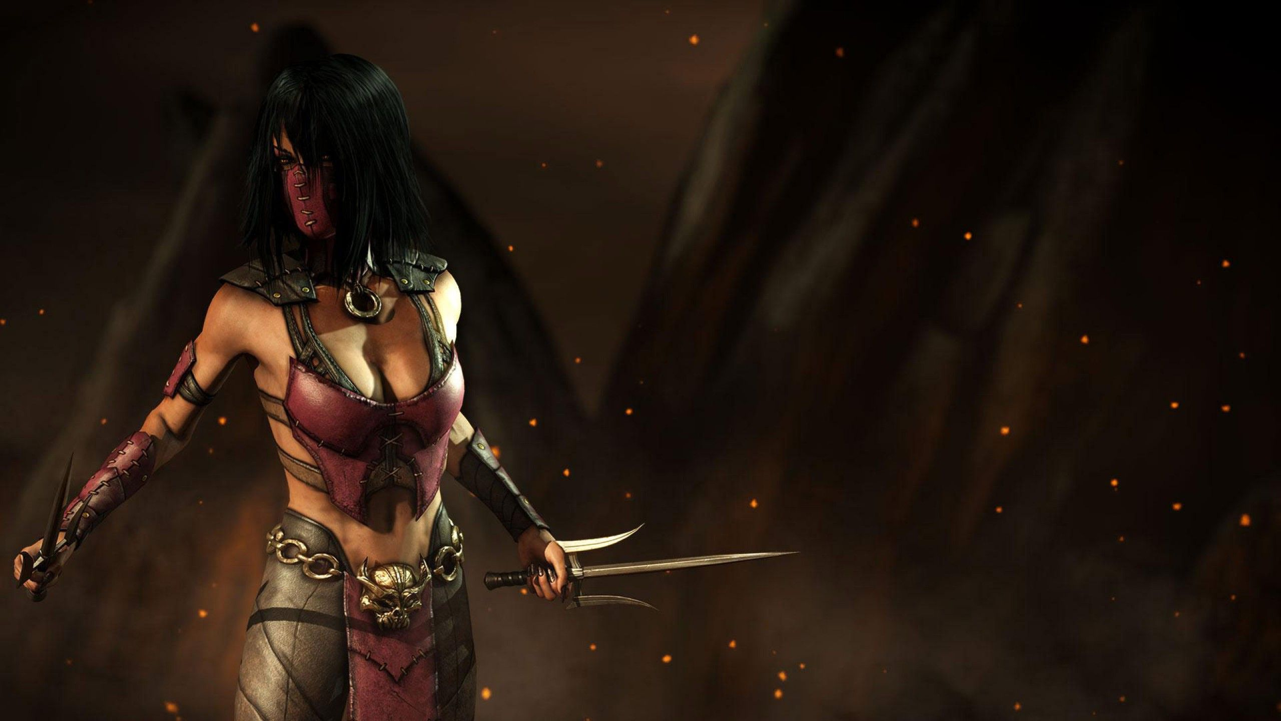 Mileena Mortal Kombat X wallpapers