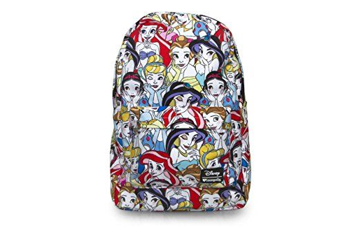 Women s Shoulder Bags - Loungefly Disney Princesses Back pack Multi One  Size     Check out the image by visiting the link. f5d89c93b
