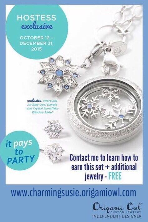 Limited Edition Exclusive Origami Owl Locket Sets at Hoot Owl ... | 712x475