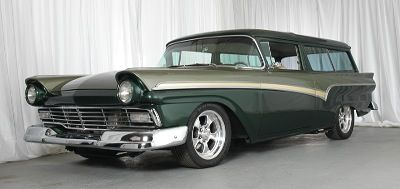 1957 Del Rio Ford Sport Wagon All I want for Christmas :)