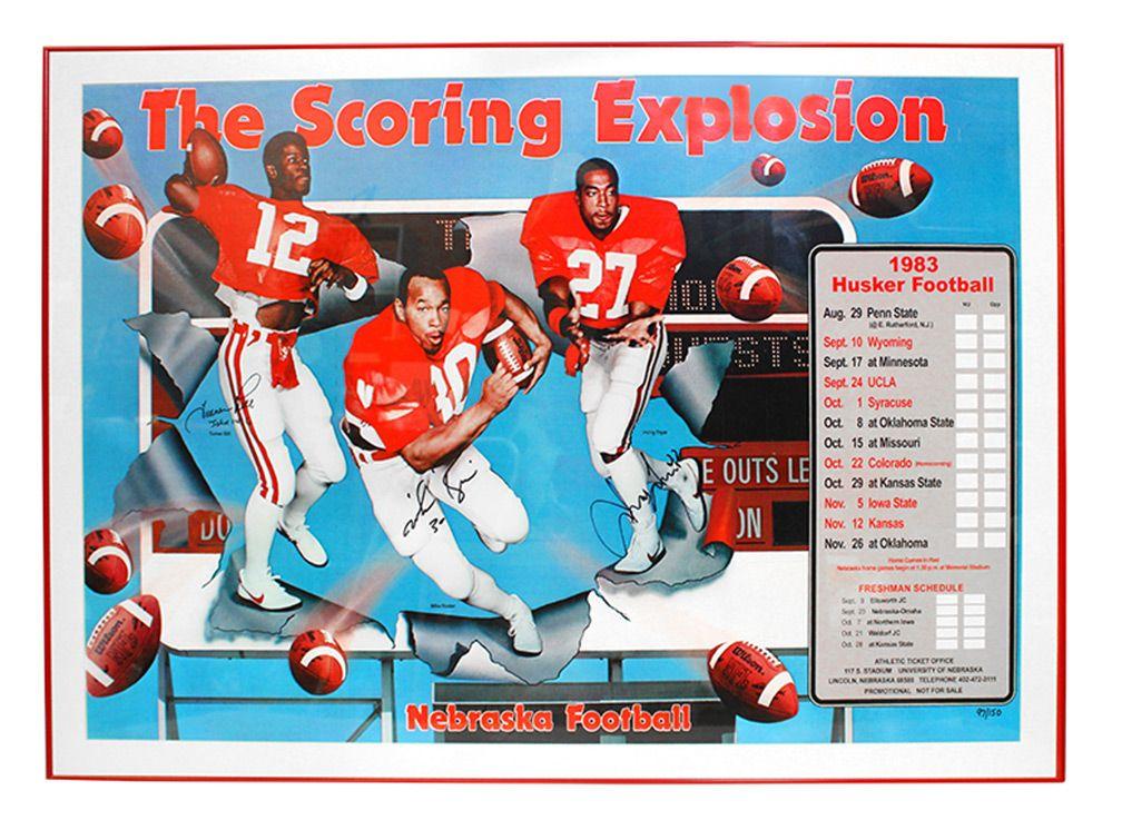 Image result for the scoring explosion poster nebraska | G42