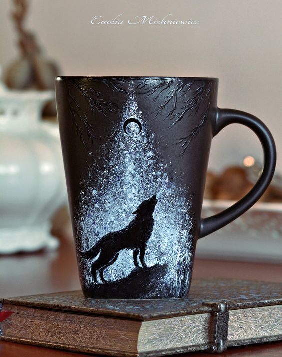 Top DIY Painted Mugs Ideas | DIY Projects #coolmugs