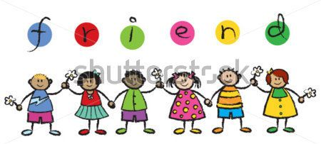 Dibujos Infantiles De Casamiento Para Tarjetas Hand Images Cartoon Illustration Multiracial