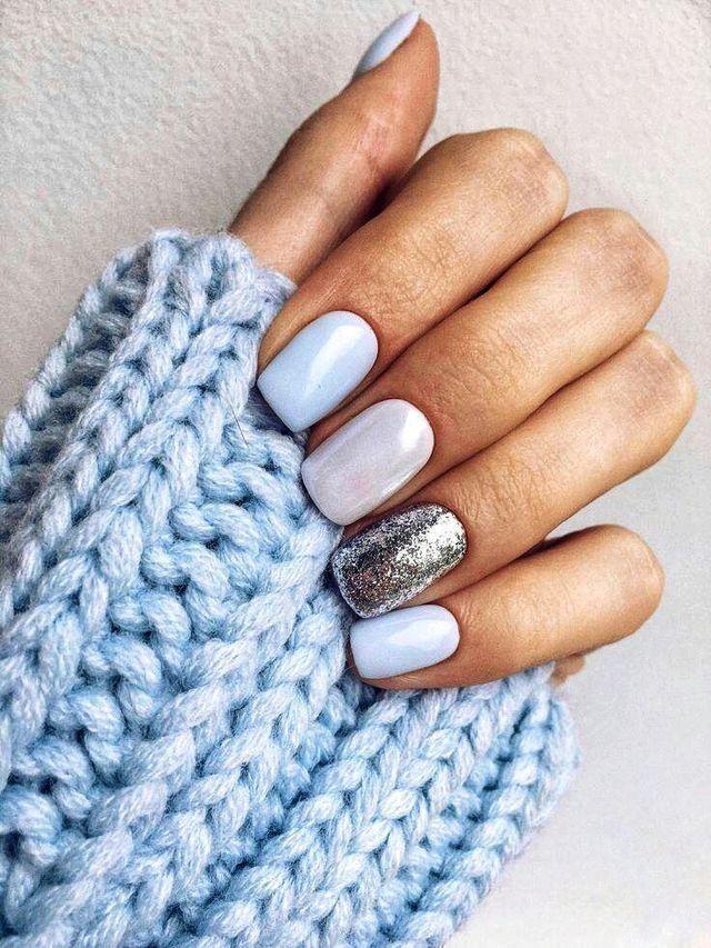 Nails Manicure Nailart Naildesigns Wedding Vsco