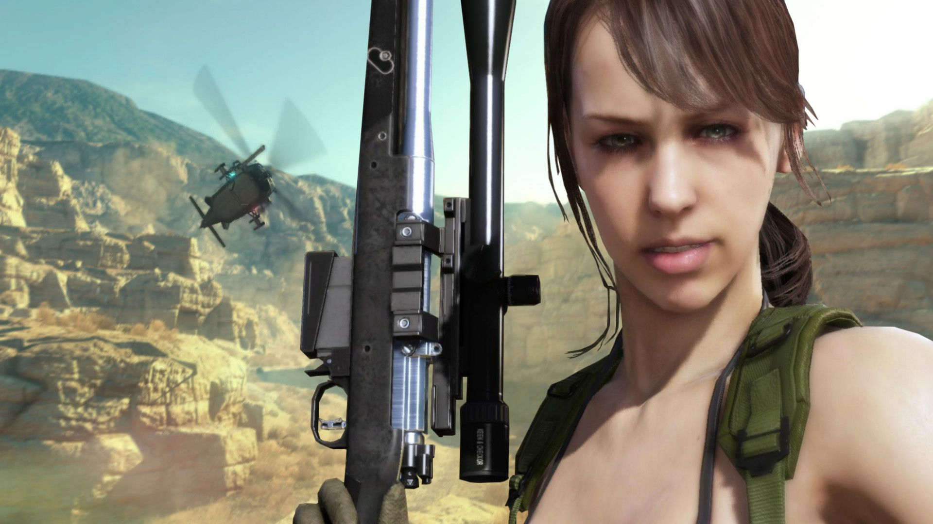 Quiet Mgs Collection See All Wallpapers Wallpapers Background Games Mgs Wallpaper Quiet Mgs Background