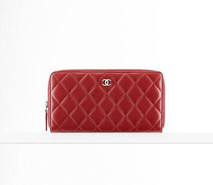 Chanel  Zip Wallet £660