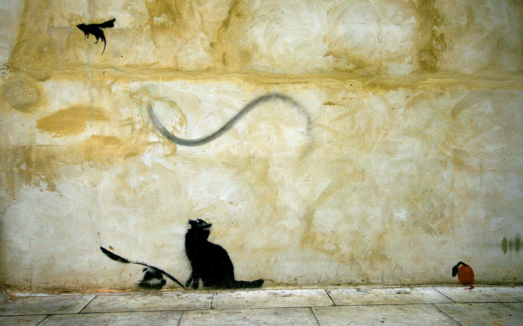 banksy birthday - Google Search | Banksy | Pinterest | Banksy ...
