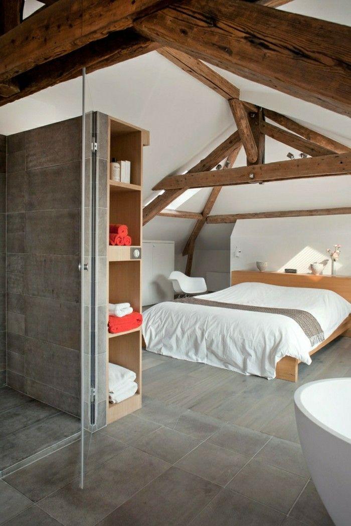 schlafzimmer ideen dachschräge | masion.notivity.co