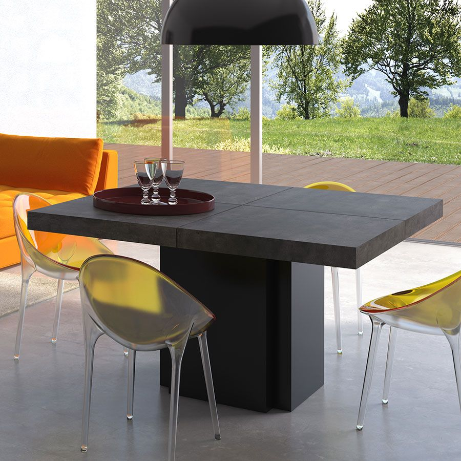 Dusk 59 With Images Square Dining Tables Minimalist Dining