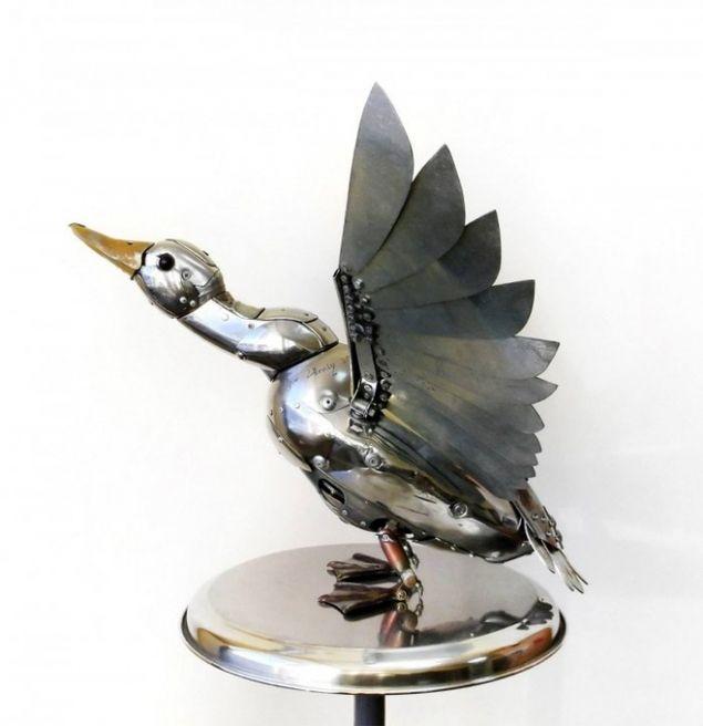 Пьер Мате — гениальный скульптор-математик | Steampunk ...