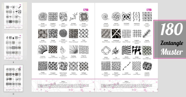 Nett Zentangle Ausdrucke Fotos - Ideen färben - blsbooks.com