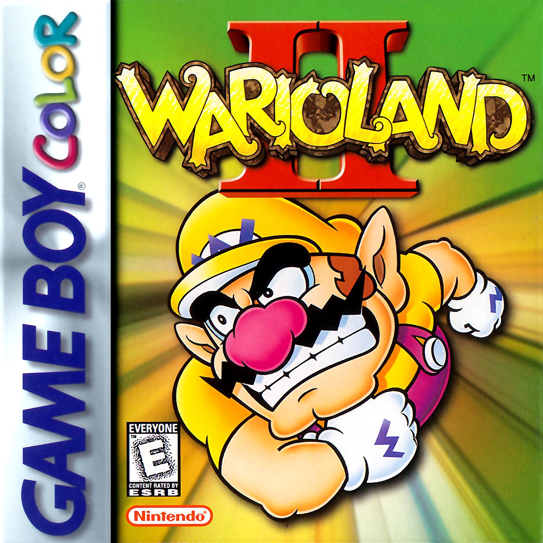 Game boy color online games - Wario Land Ii Nintendo Game Boy Color Color Gamesplay Onlinegameboynintendo