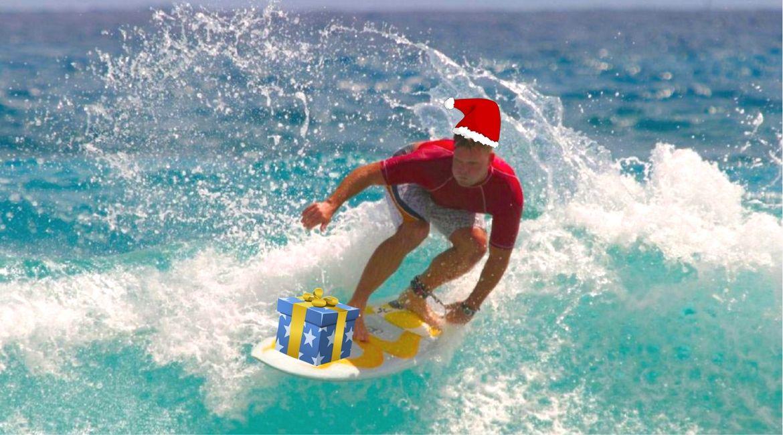 Die besten Geschenke für Surfer – an Weihnachten und zu jedem Anlass