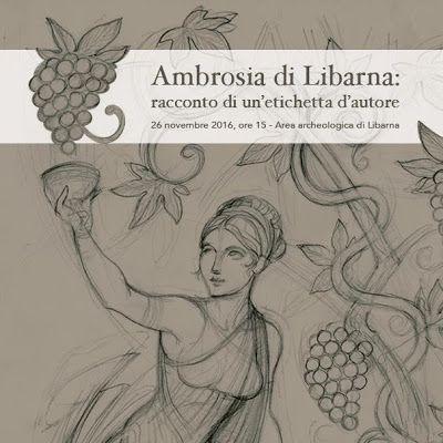 La mansarda dei ravatti: #cultura: Ambrosia di Libarna, racconto di un'etic...
