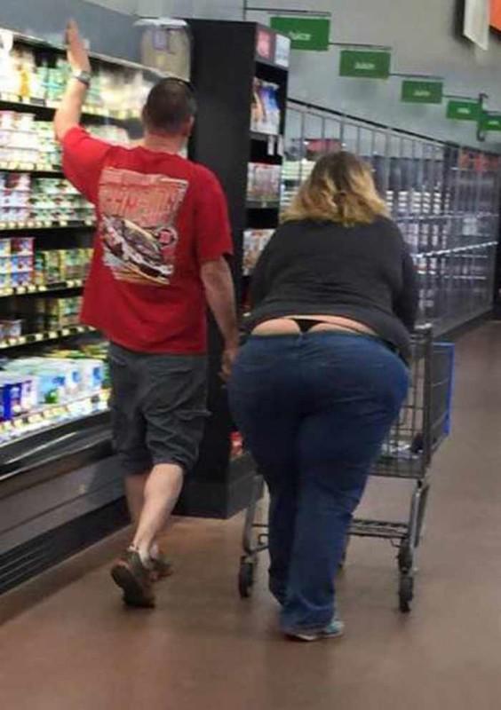 31 personnes bizarres et curieuses croisées dans un supermarché... - Breakforb...,  #bizarres #Breakforb #croisées #curieuses #dans #funnywalmartphoto #personnes #supermarché