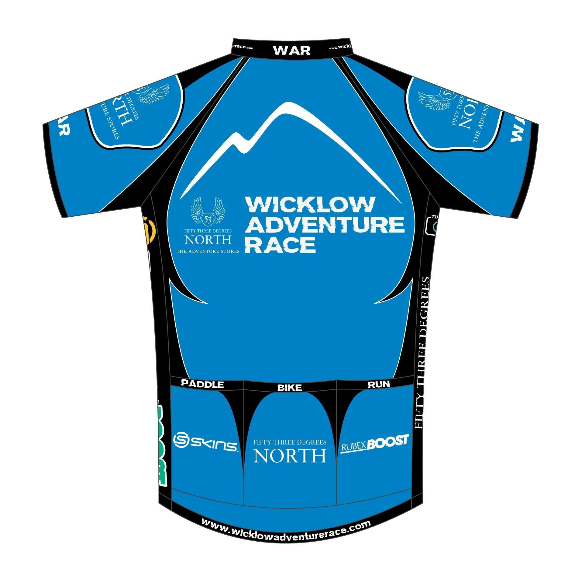 Cycling Jersey For All Competitors Of The 53n War Wicklow Adventure Race Www Wicklowadventurerace Com Cycling Jersey Adventure Racing