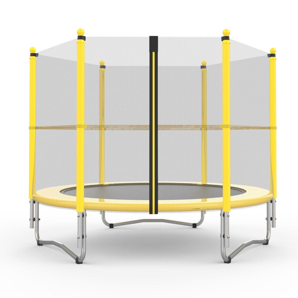 How long to assemble a trampoline