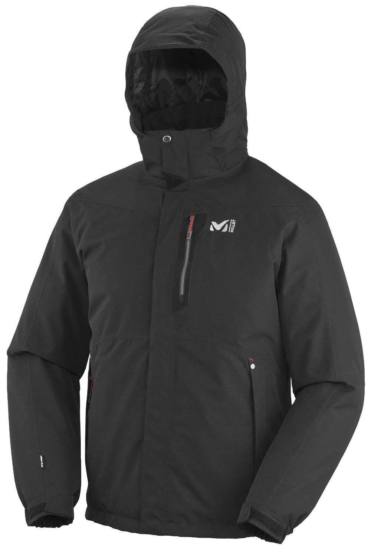 c22d262a883 Millet Mens Thorung 3 in 1 Jacket Black/ Noir | Ski/Winter Apparel ...