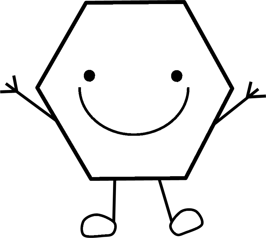 Circulo Hexagono Octogono Ovalo Pentagono Rectang Fichas Forma Geometrica Figuras Geometricas Para Ninos