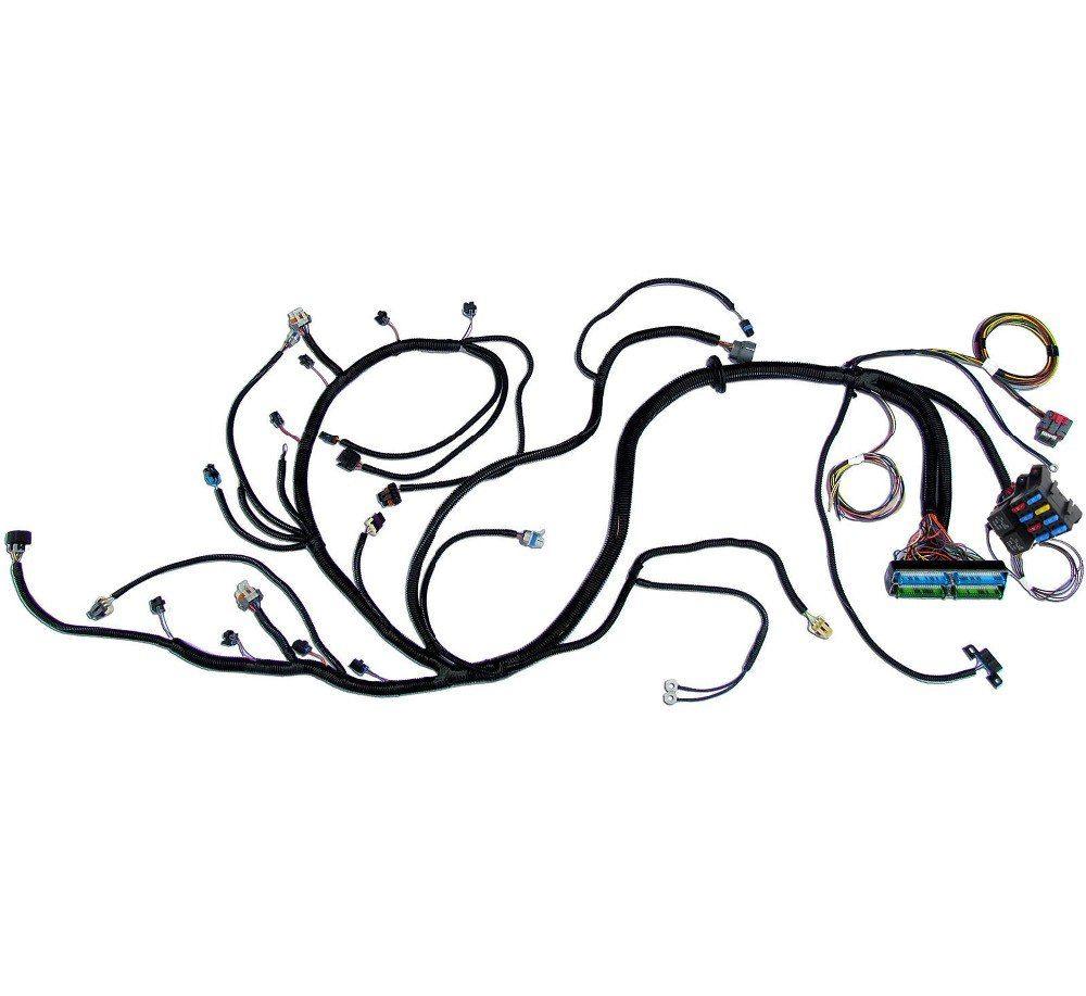03-07 VORTEC CHEVY STANDALONE WIRING HARNESS W/4L60E DBW