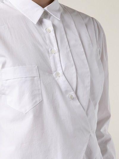 VIKTOR & ROLF - sculpted blouse 10
