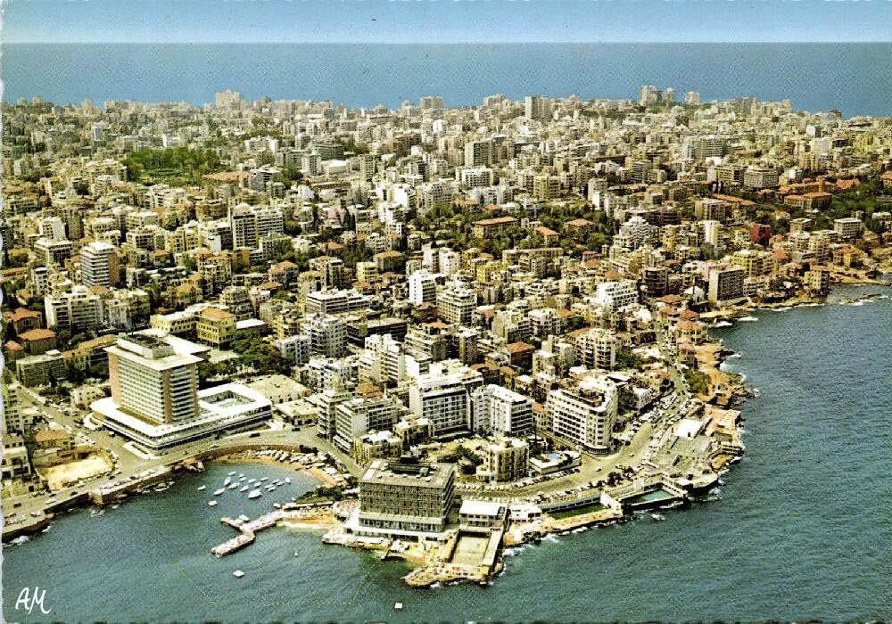 بيروت القديمة Oldbeyrouth On Instagram Beirut 1961 Lebanon Culture Lebanon Beirut Lebanon