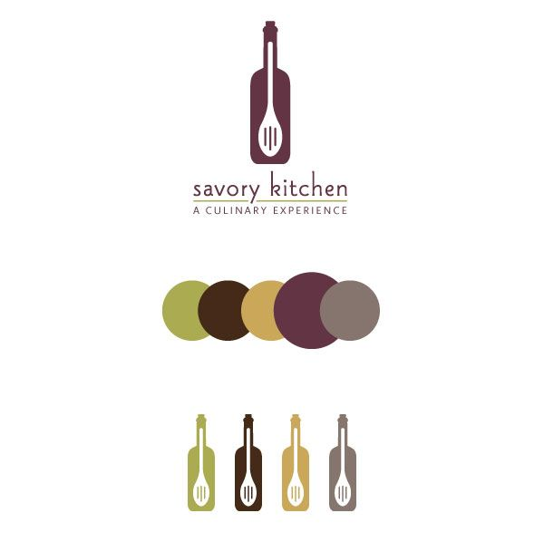 Savory Kitchen by Curious & Co. Creative.